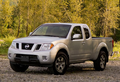 Picture of 2009 Nissan Frontier SE V6 King Cab 4WD, exterior, gallery_worthy