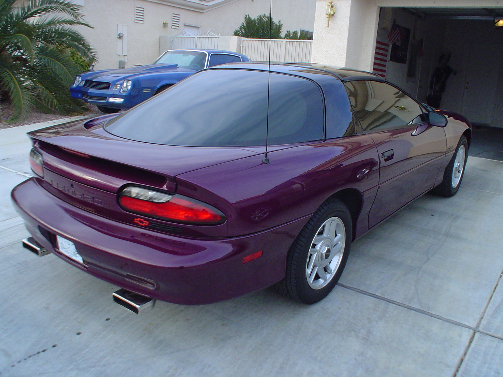 1996 chevrolet camaro related infomation specifications weili automotive network. Black Bedroom Furniture Sets. Home Design Ideas