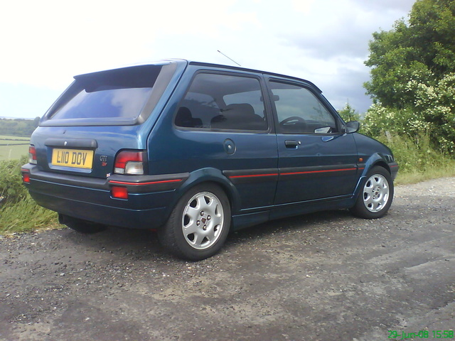 Picture of 1993 Rover Metro, exterior, gallery_worthy