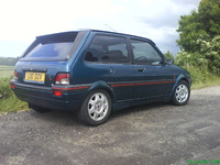 1993 Rover Metro Overview