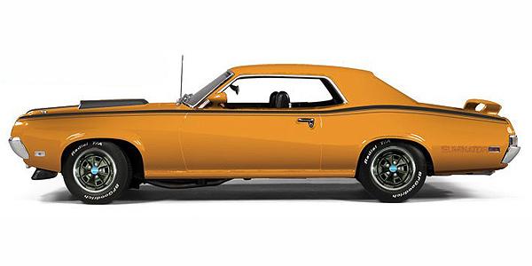 Picture of 1970 Mercury Cougar, exterior