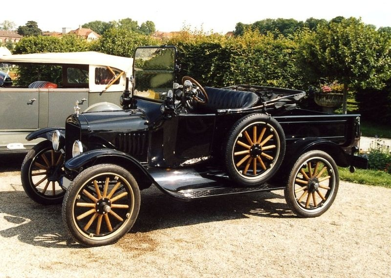 1908 Ford Model T Overview Cargurus