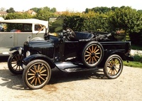 1908 Ford Model T Overview
