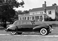 1940 Lincoln Continental Overview