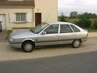1991 Renault 21 Overview