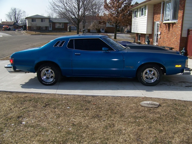 Picture of 1974 Ford Elite