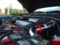 Picture of 1995 Toyota Camry DX, engine