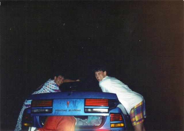 Picture of 1991 Pontiac Sunbird 2 Dr LE Convertible, exterior