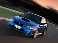Picture of 2005 Subaru Impreza WRX STI Turbo AWD, exterior, gallery_worthy