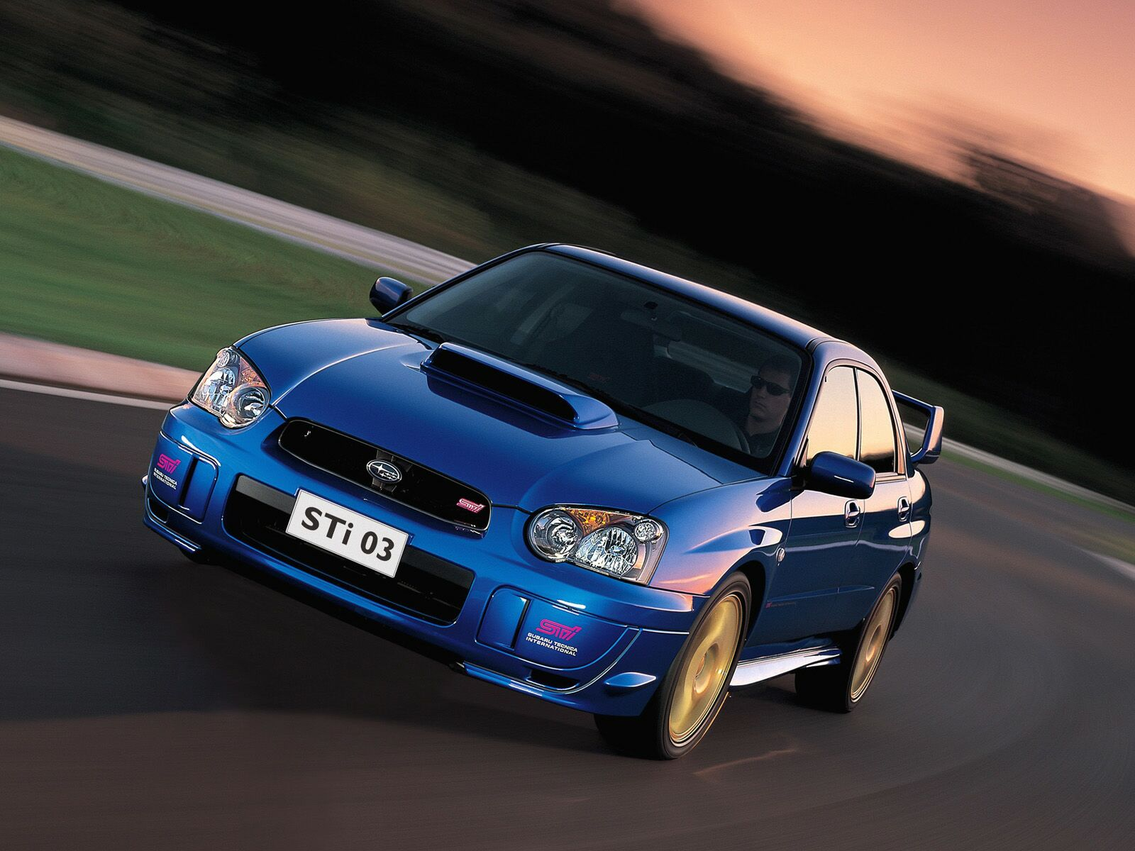 subaru impreza wrx sti for sale uk