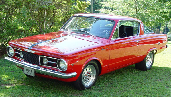 Picture of 1965 Plymouth Barracuda, exterior