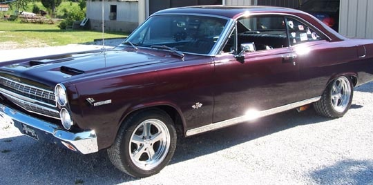 Picture of 1966 Mercury Comet, exterior, gallery_worthy