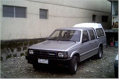 1993 Mazda B-Series Pickup