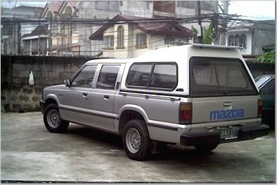 Picture of 1993 Mazda B-Series Pickup