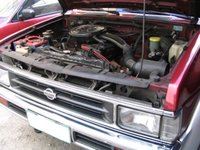 Picture of 1998 Nissan Terrano II, engine