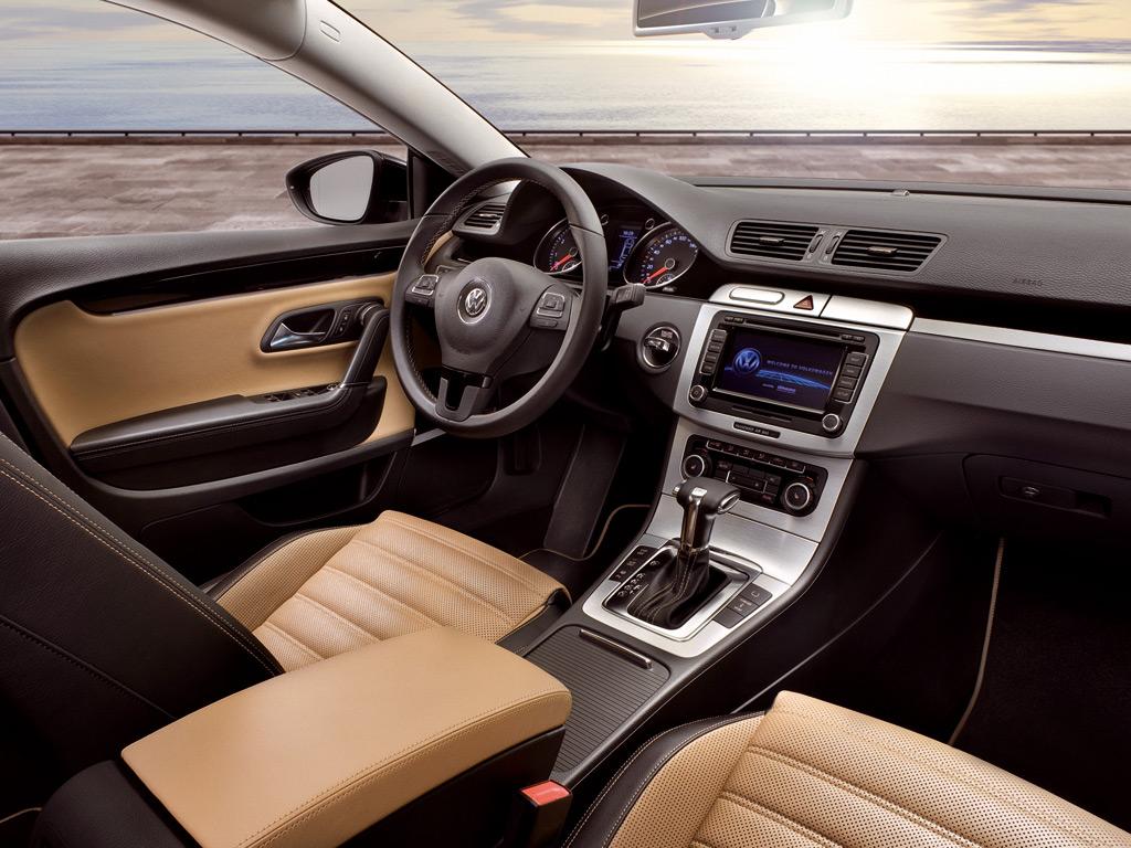 Финляндия по-русски - Volkswagen passat cc 2009 - мнения/опыт
