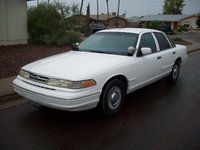 Picture of 1997 Ford Crown Victoria 4 Dr STD Sedan, exterior, gallery_worthy