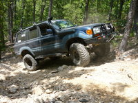 Picture of 1995 Toyota Land Cruiser 4WD, exterior