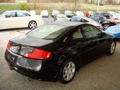 2005 Infiniti G35 Coupe picture, exterior