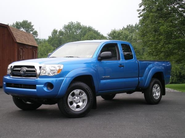Picture of 2009 Toyota Tacoma Access Cab 4WD, exterior, gallery_worthy