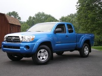 2009 Toyota Tacoma Access Cab 4WD picture, exterior