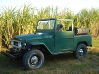 1966 Toyota Land Cruiser picture, exterior