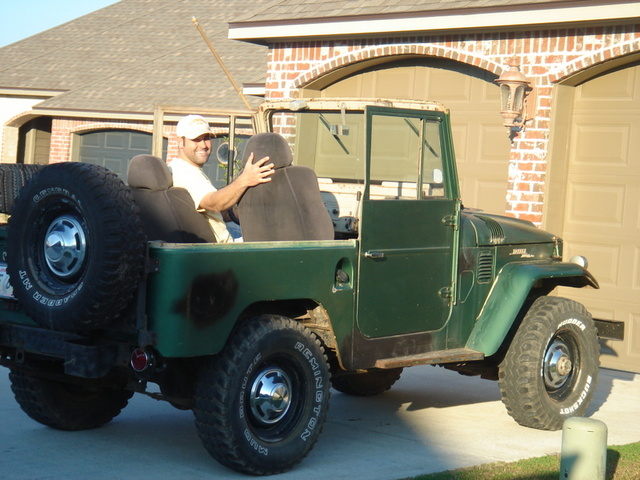Picture of 1966 Toyota Land Cruiser, exterior