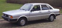 1978 Audi 80 Overview