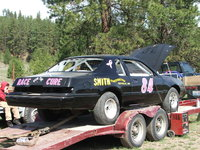 1984 Ford Thunderbird, Race for the Cure, exterior, gallery_worthy