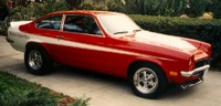 Picture of 1971 Chevrolet Vega, exterior