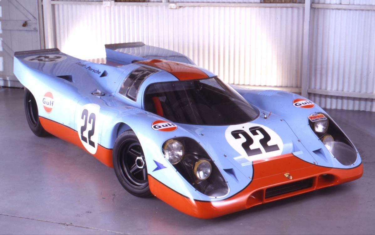 1970 Porsche 917 Pictures Cargurus