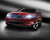 2010 Ford Taurus Picture Gallery