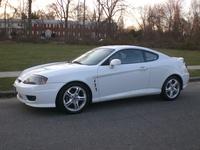 2005 Hyundai Tiburon GT picture, exterior