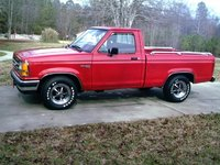 Picture of 1990 Ford Ranger XLT Standard Cab SB, exterior, gallery_worthy