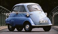 1957 BMW Isetta Overview