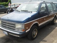 Picture of 1989 Dodge Caravan, exterior