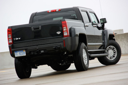 Picture of 2010 Hummer H3T Alpha, exterior, gallery_worthy