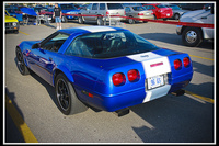 1996 Chevrolet Corvette Grand Sport, Picture of 1996 Chevrolet Corvette 2 Dr Grand Sport Hatchback, exterior
