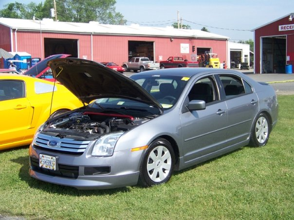 2006 Ford Fusion SE Images