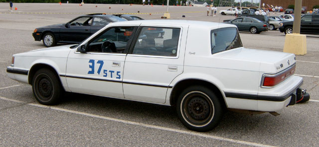 Picture of 1991 Dodge Dynasty 4 Dr LE Sedan