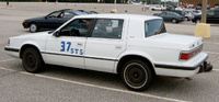 1991 Dodge Dynasty 4 Dr LE Sedan picture, exterior