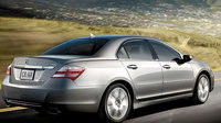 2010 Acura RL, Back Right Quarter View, exterior, manufacturer