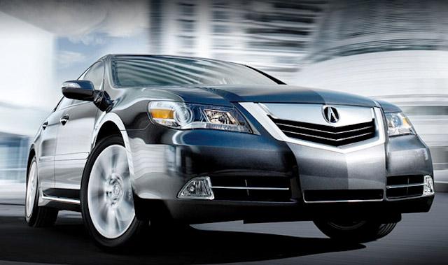 Acura RL 2010