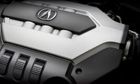 2010 Acura RL, Engine , engine, manufacturer
