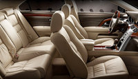 2010 Acura RL, Interior View, interior, manufacturer