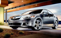 2010 Acura TSX, Front Left Quarter View, exterior, manufacturer, gallery_worthy