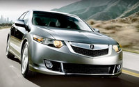 2010 Acura TSX, Front Right Quarter View, exterior, manufacturer