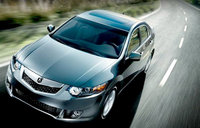 2010 Acura TSX, Overhead Front View, exterior, manufacturer