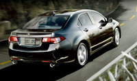2010 Acura TSX, Back Right Quarter View, exterior, manufacturer