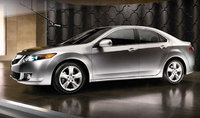 2010 Acura TSX, Left Side View, exterior, manufacturer